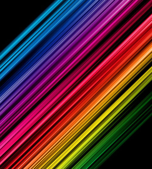 Retro Rainbow Tutorials